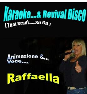 raffaella locandina karaoke